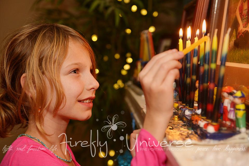 St. Louis Children's Photographer, Hanukkah 2013, Chanukah