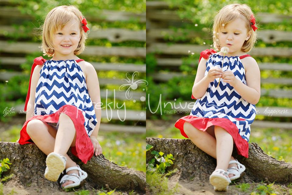 1st Birthday Portrait Session! {St. Louis Baby Photographer}
