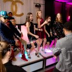 Bat Mitzvah photography dancing