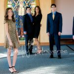 March Bat Mitzvah Family Portraits