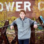 St. Louis High School Senior Portrait Photographer | Firefly Universe
