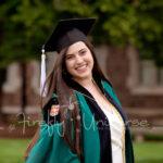St. Louis College Graduate Portrait Photography | Firefly Universe